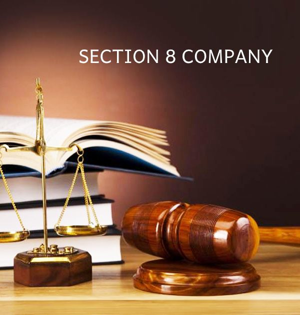 Section 8 Company Registration