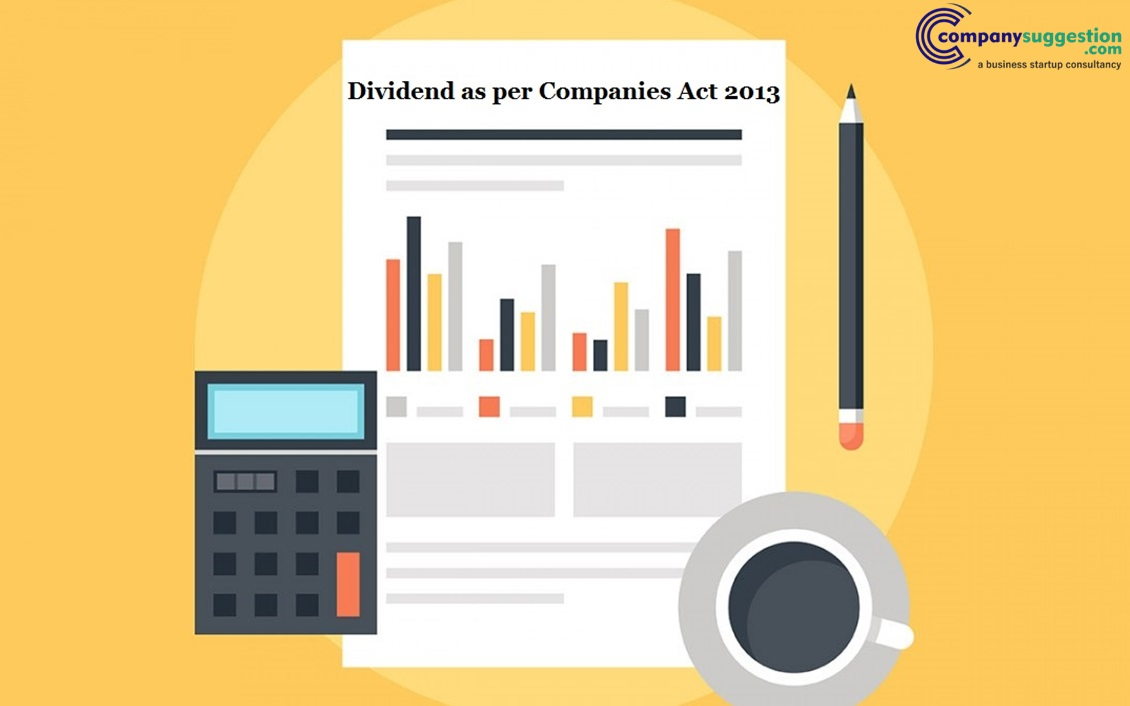 Dividend as per Companies Act 2013