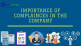 Importance of complainces in the company