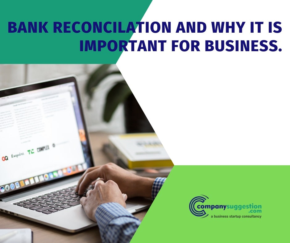 BANK RECONCILIATION WHY IS IT IMPORTANT